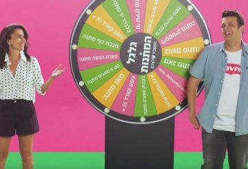הדפסת גלגל מזלות לסרטון יום הולדת של המשביר לצרכן